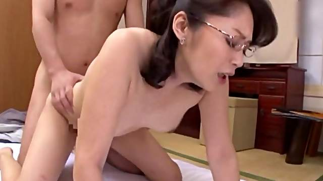 Step Mom Fucks Son Japanese