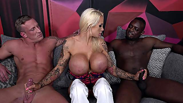 you thanks asian bruntte meets white cock opinion the